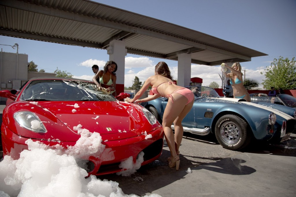 Bikini Car Wash - Was in Vegas passiert bleibt in Vegas Blu-ray Review Szenenbild 3