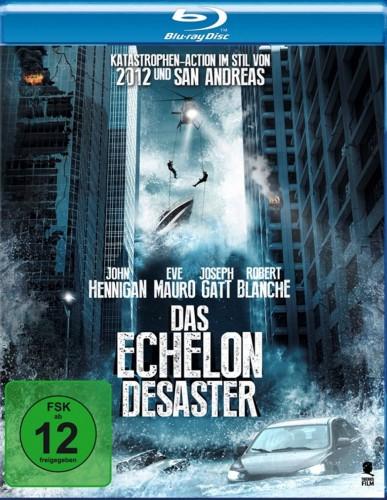 Das Echelon Desaster Blu-ray Review Cover