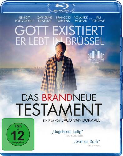 Das brandneue Testament Blu-ray Review Cover