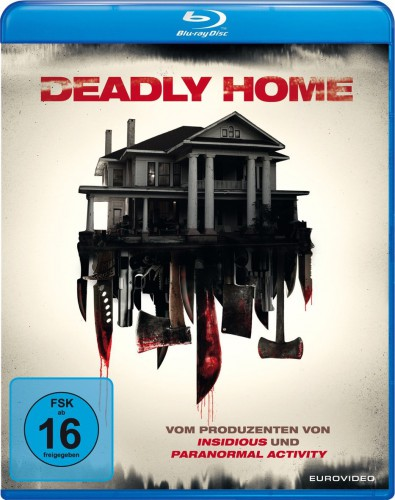 Deadly Home Blu-ray Review Cover