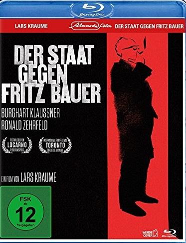 Der Staat gegen Fritz Bauer Blu-ray Revie Cover