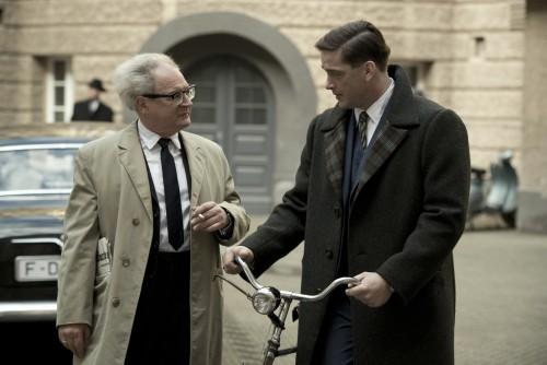Der Staat gegen Fritz Bauer Blu-ray Revie Szenenbild 2