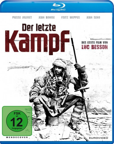 Der letzte Kampf Blu-ray Review Cover