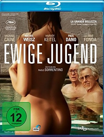 Ewige Jugend Blu-ray Review Cover