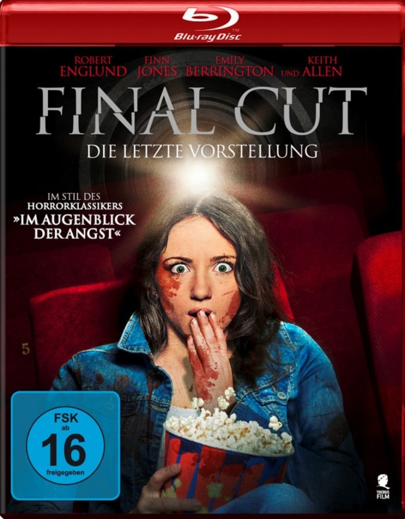 Final Cut - Die letzte Vorstellung Blu-ray Review Cover