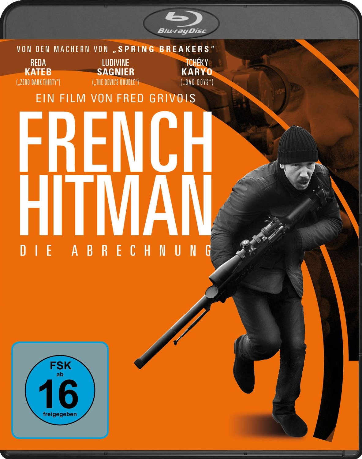 french hitman die abrechnung blu ray review kritik. Black Bedroom Furniture Sets. Home Design Ideas