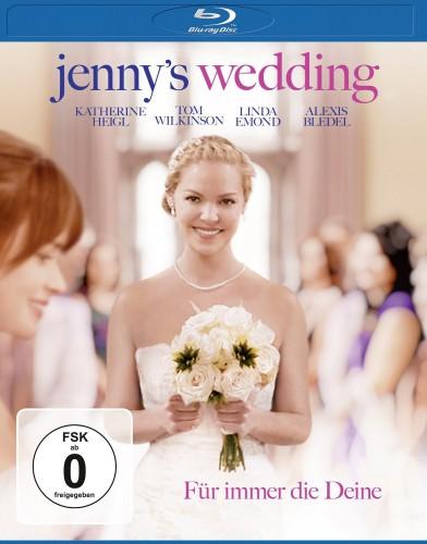 Jennys Wedding - Für immer die Deine Blu-ray Review Cover