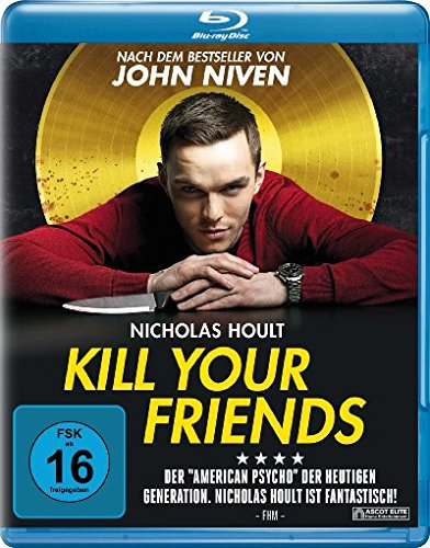 Kill Your Friends Blu-ray Review Cover