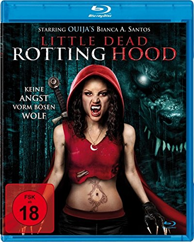 Little Dead Rotting Hood - Keine Angst vorm bösen Wolf Blu-ray Review Cover