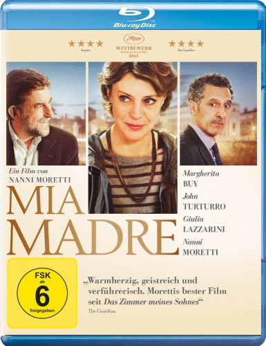 Mia Madre Blu-ray Review Cover