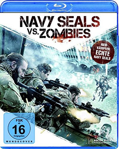 Navy SEALs vs. Zombies Blu-ray Review Cover