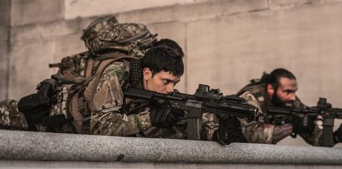 Navy SEALs vs. Zombies Blu-ray Review Szenenbild 1