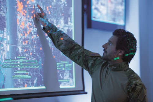 Navy SEALs vs. Zombies Blu-ray Review Szenenbild 2