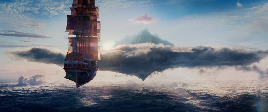 Pan 3D Blu-ray Review Szenenbild 2