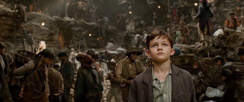 Pan 3D Blu-ray Review Szenenbild 3