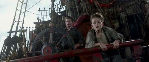 Pan 3D Blu-ray Review Szenenbild 6