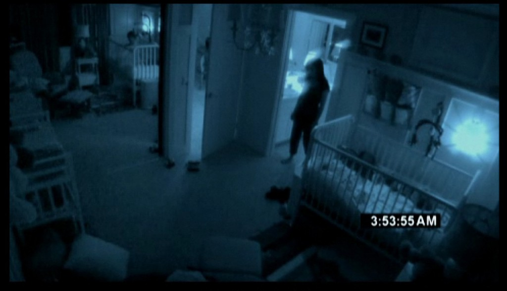 Paranormal Activity Ghost Dimension erweiterte Fassung Blu-ray Review Szenenbild