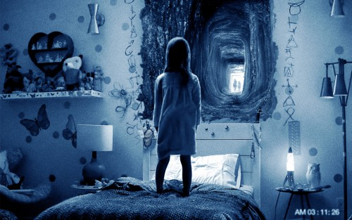 Paranormal Activity Ghost Dimension Blu-ray Review Szenenbild 5