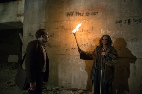 Pay the Ghost Blu-ray Review Szenenbild 3
