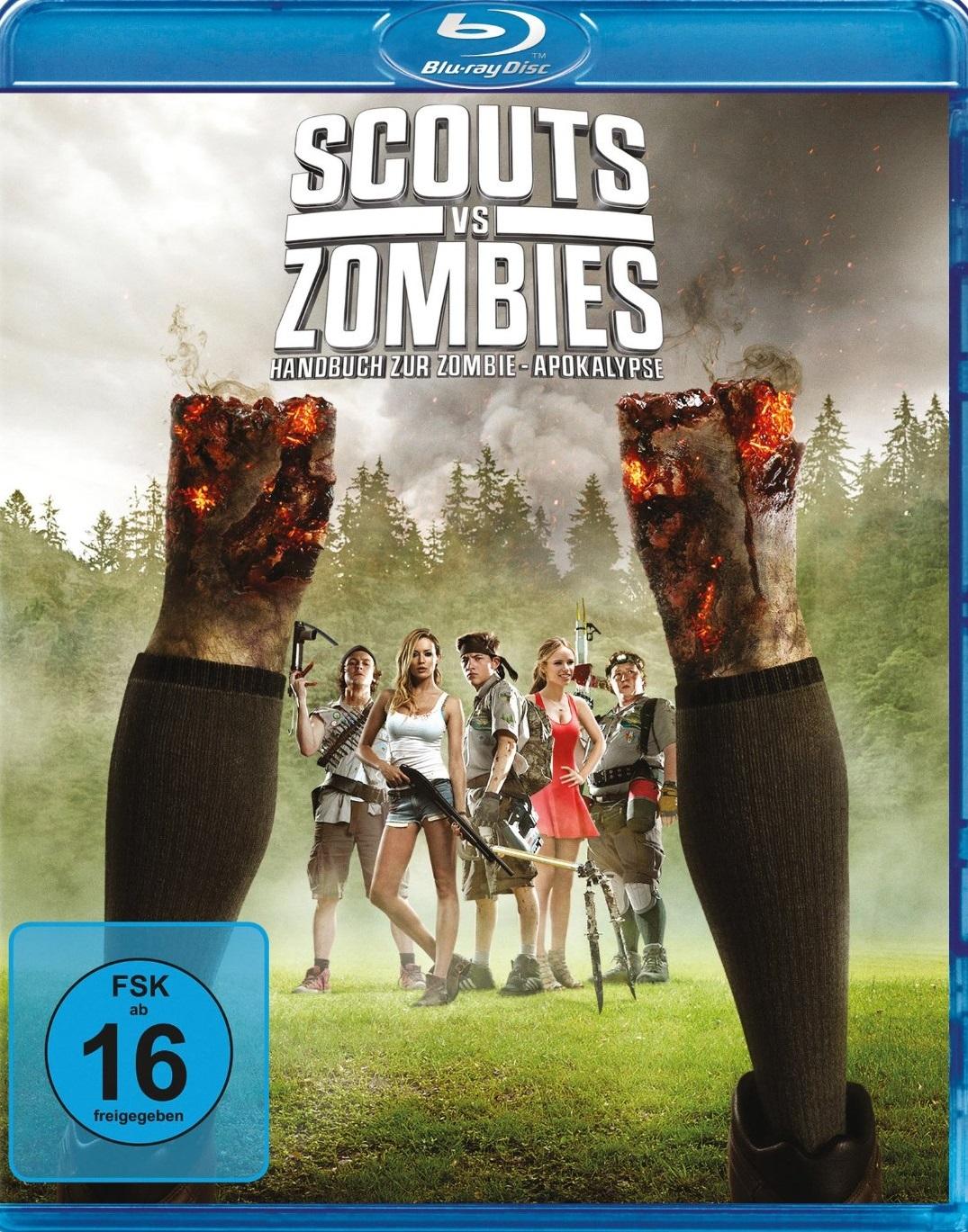 scouts vs. zombies - handbuch zur zombie-apokalypse