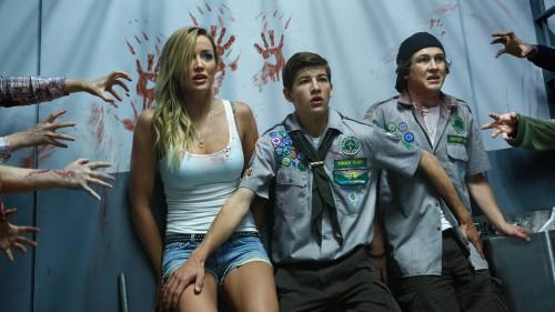 Scouts vs. Zombies - Handbuch zur Zombie Apokalypse Blu-ray Review Szenenbild 2