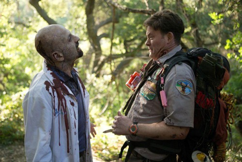 Scouts vs. Zombies - Handbuch zur Zombie Apokalypse Blu-ray Review Szenenbild 5