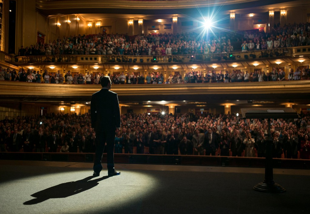 Steve Jobs Blu-ray Review Szene 4