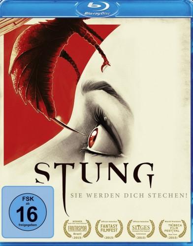 Stung - Sie werden dich stechen Blu-ray Review Cover