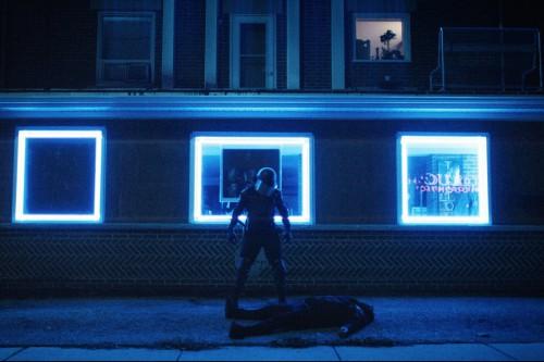 The Demolisher - When He finds you, run Blu-ray Review Szenenbild 4