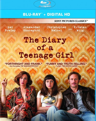 The Diary of a Teenage Girl Blu-ray Review Cover