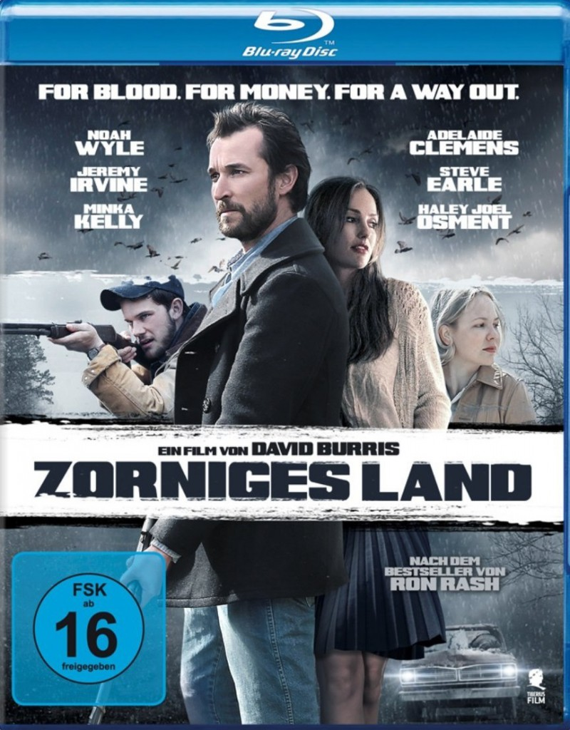 Zorniges Land Blu-ray Review Cover