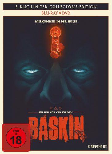 Baskin - Willkommen in der Hölle Blu-ray Review Cover