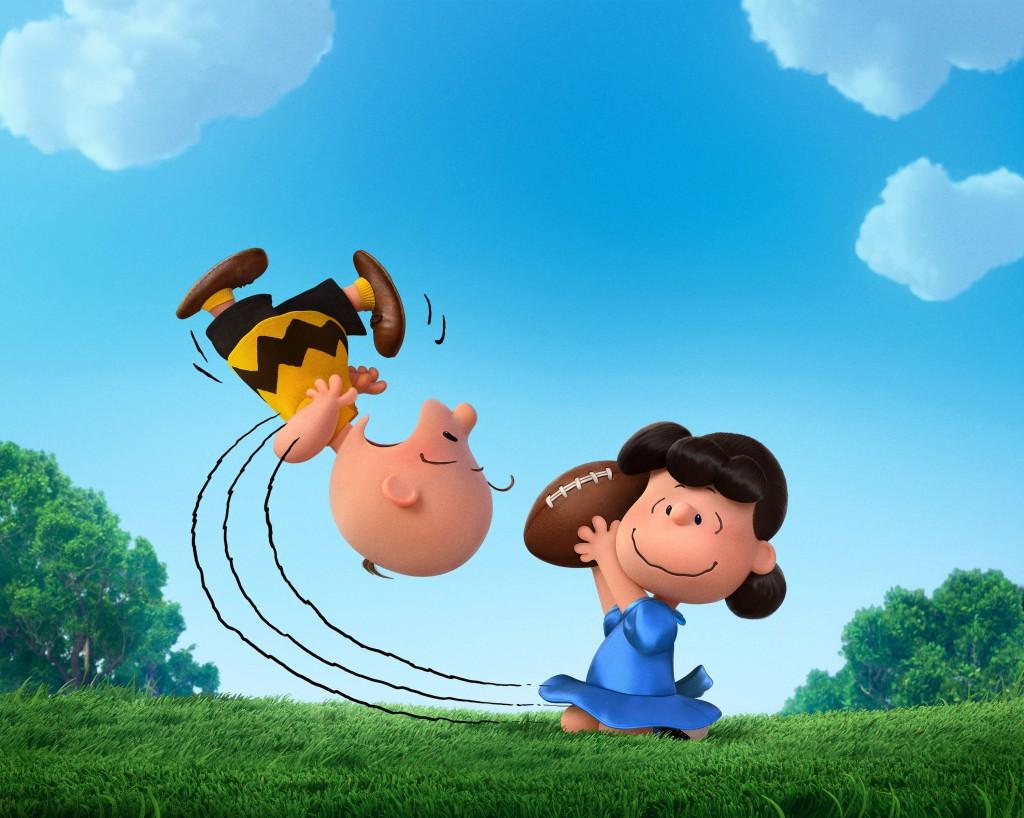 Die Peanuts - der Film Blu-ray Review Szenenbild 7