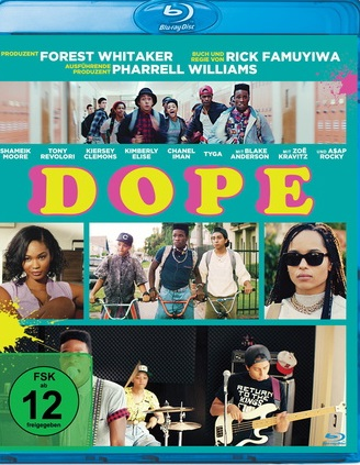 Dope Blu-ray Review Cover