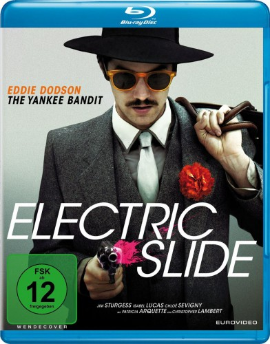Electric Slide Blu-ray Review Cover