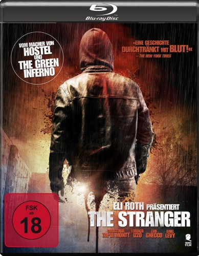 Eli Roth präsentiert The Stranger Blu-ray Review uncut Cover