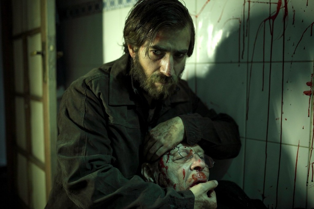 Eli Roth präsentiert The Stranger Blu-ray Review uncut Szenenbild 1