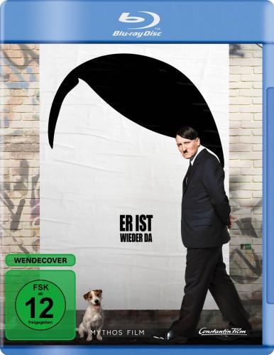 Er ist wieder da Blu-ray Review Cover