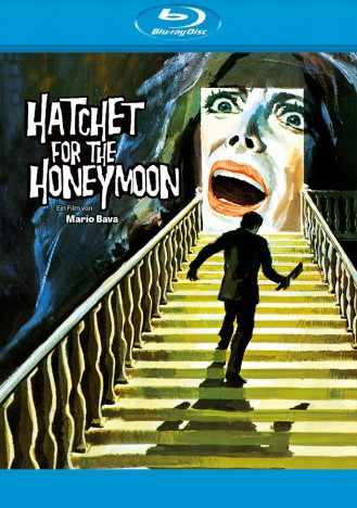 Hatchet for the Honeymoon Blu-ray Review Cover