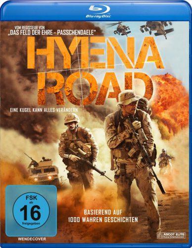 Hyena Road - Eine Kugel kann alles verändern Blu-ray Review Cover