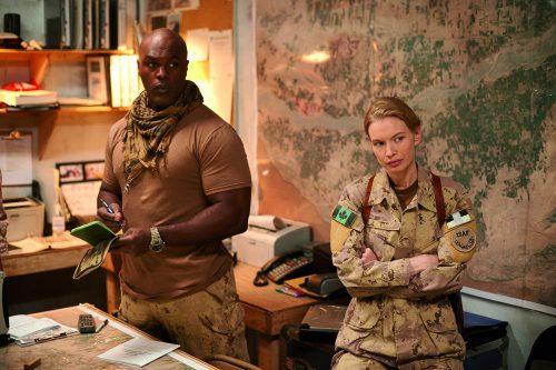 Hyena Road - Eine Kugel kann alles verändern Blu-ray Review Szene 1