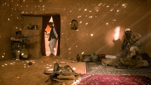 Hyena Road - Eine Kugel kann alles verändern Blu-ray Review Szene 3