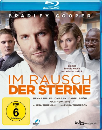 Im Rausch der Sterne Blu-ray Review Cover