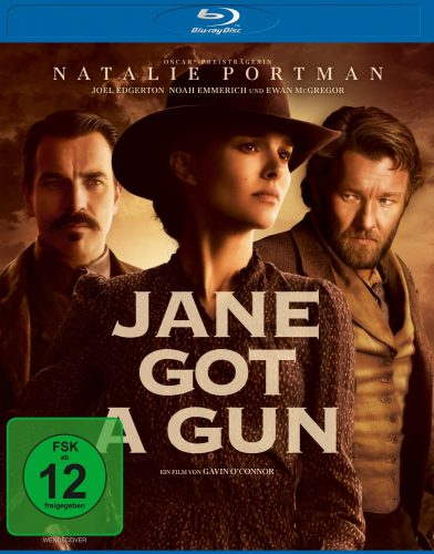 Jane Got a Gun Blu-ray Review Cover