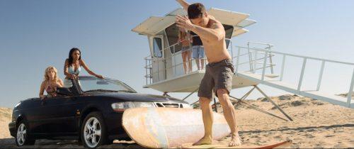 Killer Beach - Dieser Strand hat dich zum Fressen gern Blu-ray Review Szene 1