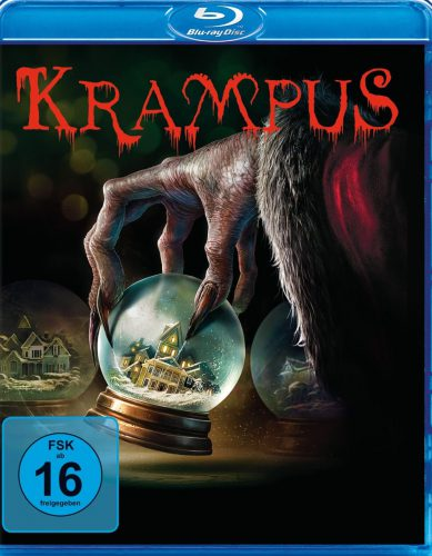 Krampus Blu-ray Review Cover