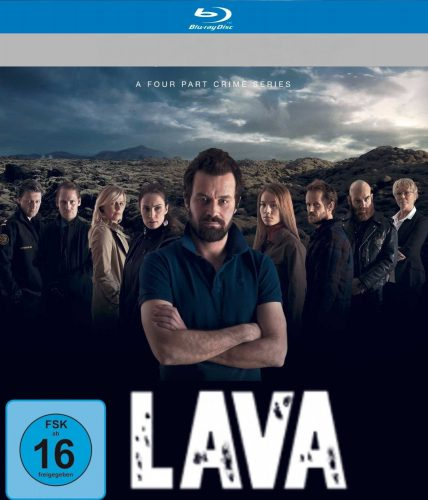 Lava die komplette Serie Blu-ray Review Rezension Cover