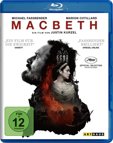 Macbeth Blu-ray Review Cover