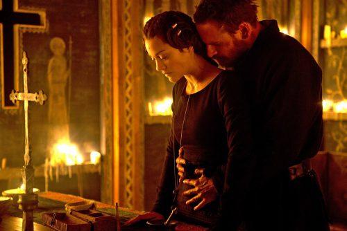 Macbeth Blu-ray Review Szene 1