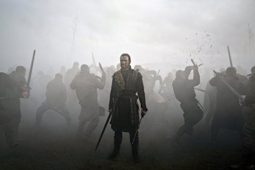 Macbeth Blu-ray Review Szene 2